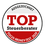 Just Steuerberater aus Stuttgart laut Focus Money Top Steuerberater