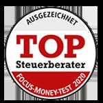 Just Steuerberater aus Stuttgart laut Focus Money Top Steuerberater