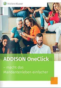Addison One Click Infobroschüre Steuerberater Stuttgart